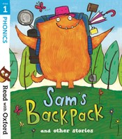 Rwo Stg 1: Bck Bind Up: Sam's Backpack