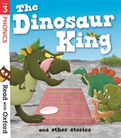 Rwo Stg 3: The Dinosaur King