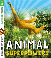 Rwo Stage 4: Animal Superpowers