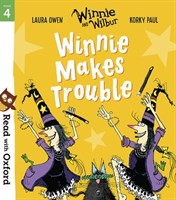 Rwo Stage 4: Winnie And Wilbur: Winnie Makes Trouble