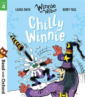 Rwo Stage 4: Winnie And Wilbur: Chilly Winnie