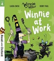Rwo Stage 4: Winnie And Wilbur: Winnie At Work