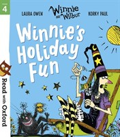Rwo Stage 4: Winnie And Wilbur: Winnie's Holiday Fun