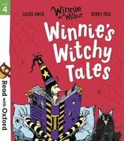 Rwo Stage 4: Winnie And Wilbur: Winnie's Witchy Tales