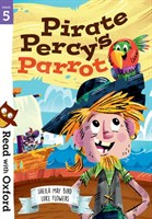 Rwo Stage 5: Story Sparks Pirate Percy's Parrot