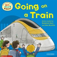 ORT:READ WITH:FIRST GOING ON A TRAIN