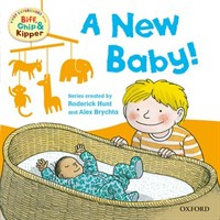 ORT:READ WITH:FIRST NEW BABY
