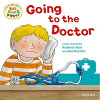 ORT:READ WITH:FIRST GOING TO THE DOCTOR