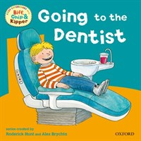 ORT:READ WITH:FIRST GOING TO THE DENTIST