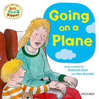 ORT:READ WITH:FIRST GOING ON A PLANE