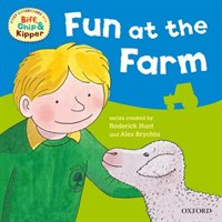 ORT:READ WITH:FIRST FUN AT THE FARM