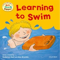 ORT:READ WITH:FIRST LEARNING TO SWIM