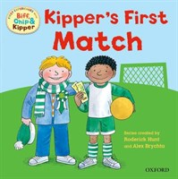ORT:READ WITH:FIRST KIPPER'S FIRST MATCH