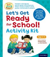 LET'S GET READY FOR SCHOOL! ACTIVITY KIT