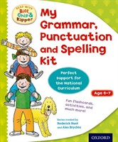 MY GRAMMAR, PUNCTUATION & SPELLING KIT
