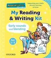RWI HOME:PHONIC:READING & WRITING KIT 1