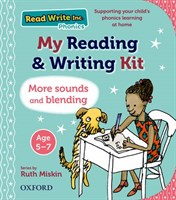 RWI HOME:PHON:MY READING & WRITING KIT 2