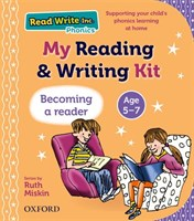 RWI HOME:PHONIC:READING & WRITING KIT 3