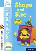 PWO: SHAPE/SIZE AGE 3-4 BK/STICKER