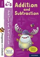 PWO: ADD/SUBTRACT AGE 4-5 BK/STICKER