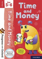 PWO: TIME AND MONEY AGE 5-6 BOOK/STICKERS/WEBSITE LINK