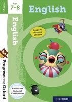 PWO: ENGLISH AGE 7-8 BOOK/STICKERS/WEBSITE LINK