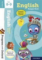 PWO: ENGLISH AGE 8-9 BOOK/STICKERS/WEBSITE LINK