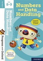 PWO: NUMBERS AND DATA HANDLING 8-9 BOOK/STICKERS/WEBSITE LINK