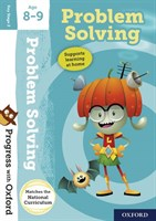 PWO: PROBLEM SOLVING 8-9 BOOK/STICKERS/WEBSITE LINK