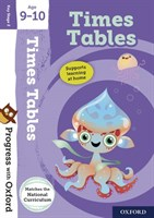 PWO: TIMES TABLE 9-10 BOOK/STICKERS/WEBSITE LINK