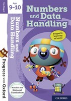 PWO: NUMBERS AND DATA HANDLING 9-10 BOOK/STICKERS/WEBSITE LINK