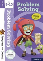 PWO: PROBLEM SOLVING 9-10 BOOK/STICKERS/WEBSITE LINK