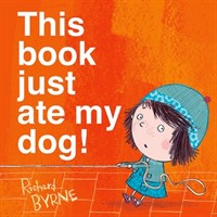 THIS BOOK JUST ATE MY DOG PB