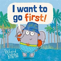 I WANT TO GO FIRST! HB
