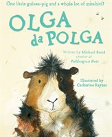 TALES OF OLGA DA POLGA COLOUR GIFT HB