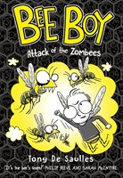 BEE BOY BK 2: ATTACK OF ZOMBEES