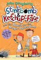 STINKBOMB & KETCHUP: QUEST MAGIC PORCUPINE