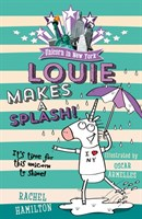 UNICORN IN NEW YORK: LOUIE MAKES A SPLASH