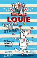 UNICORN IN NEW YORK: LOUIE TAKES STAGE