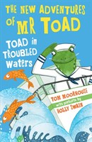 NEW ADVENT MR TOAD:TOAD TROUBLE WATER
