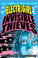 ELECTRIGIRL & THE INVISIBLE THIEVES