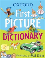OXF FIRST PICTURE DICTIONARY PB