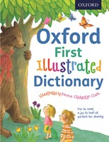 OXF FIRST ILLUSTRATED DICTIONARY (2016)