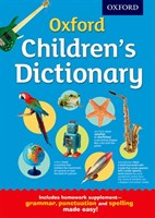 OXFORD CHILDREN'S DICTIONARY (2015)