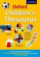 OXFORD CHILDREN'S THESAURUS (2015)