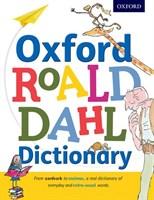 OXF ROALD DAHL DIC HB & JACKET