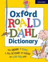 OXF ROALD DAHL DIC PB