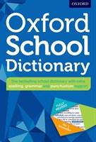 OXFORD SCHOOL DICTIONARY HB 2016
