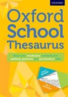 OXFORD SCHOOL THESAURUS HB 2016