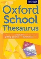 OXFORD SCHOOL THESAURUS PB 2016
